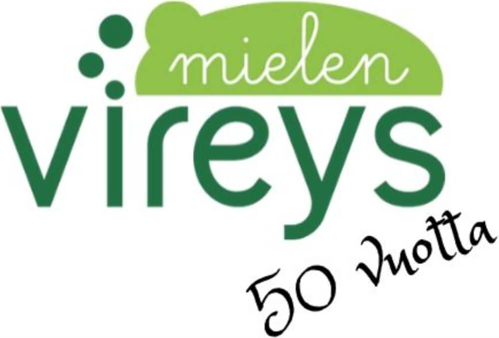 Mielenvireys_ry_Logo_50_vuotta